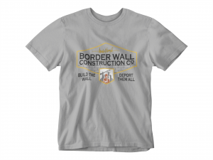 Build the Wall Grey
