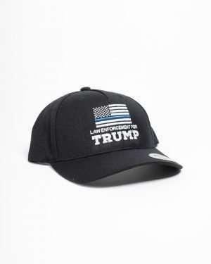 Cops for Trump BallCap
