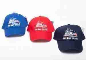 Trump Train BallCap