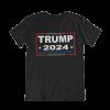 Trump 2024 Black Shirt