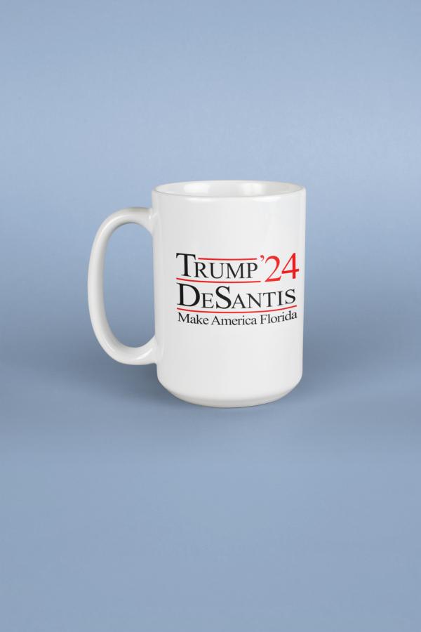 2024 Trump DeSantis Mug
