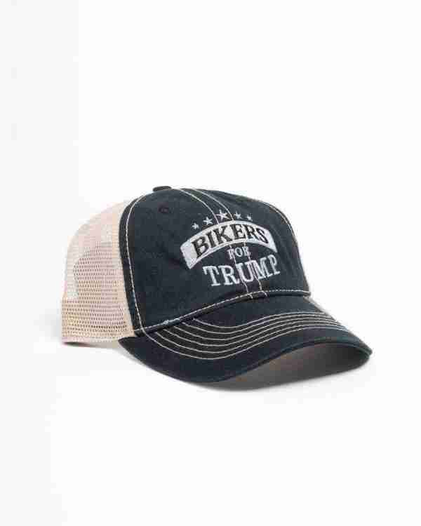 Bikers For Trump Hat