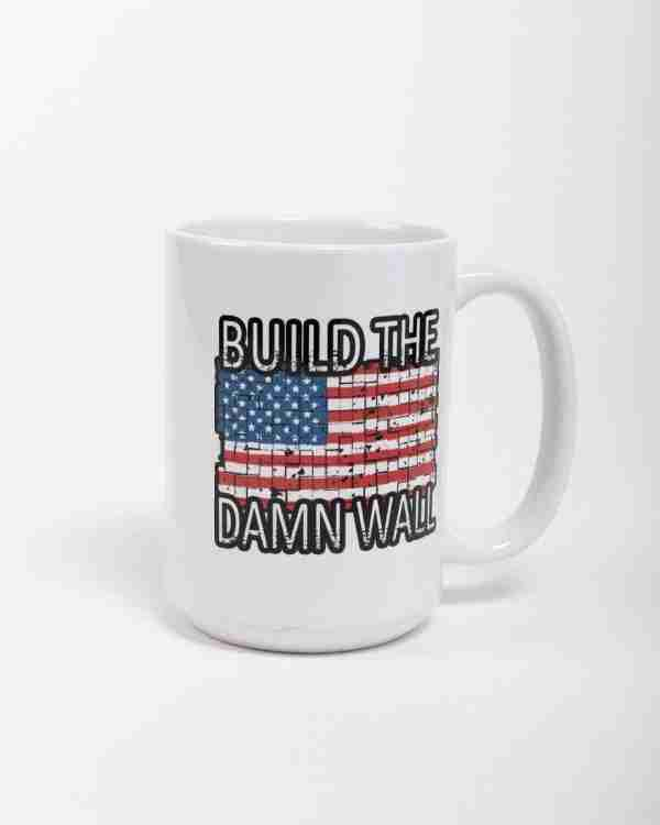 Build The Dam Wall Mug