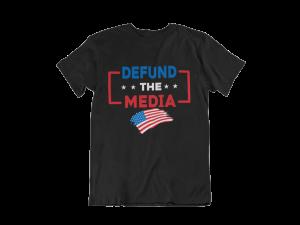 Defund The Media Black