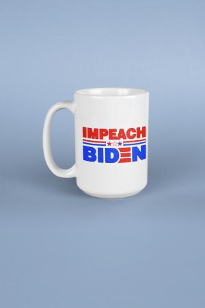 Impeach Biden Mug