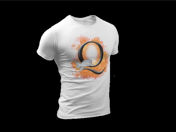 Q Rabbit Hole White