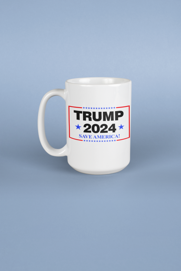 Trump 2024 Mug