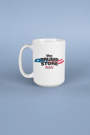 Trump Store Logo Mug