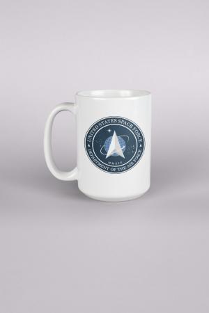 US Space Force Mug