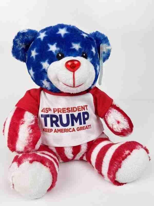 KAG Flag Bear
