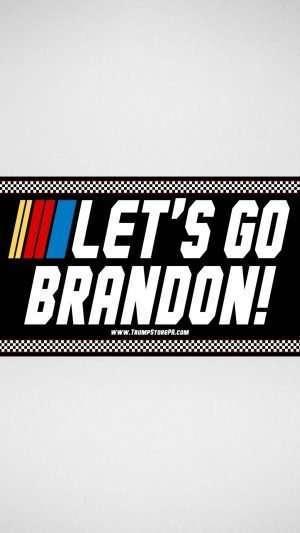 Lets Go Brandon Flag_Black2