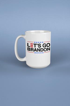 Lets Go Brandon Mug_White